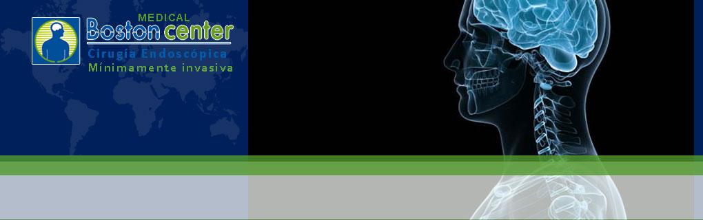 Endoscopía cerebral, de Base de Cráneo y Columna Vertebral