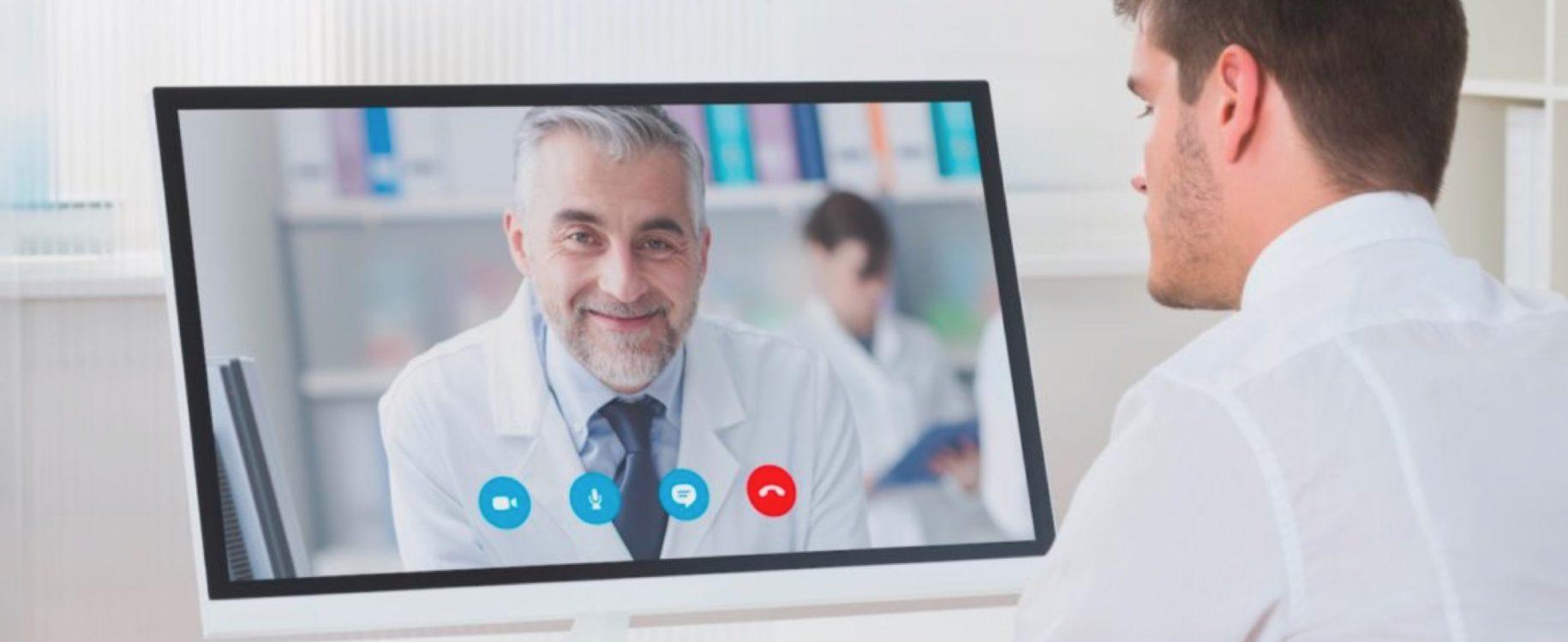 A través de VEADOCTOR, una moderna plataforma de videoconsultas médicas